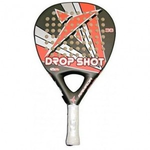 raqueta de padel drop shot
